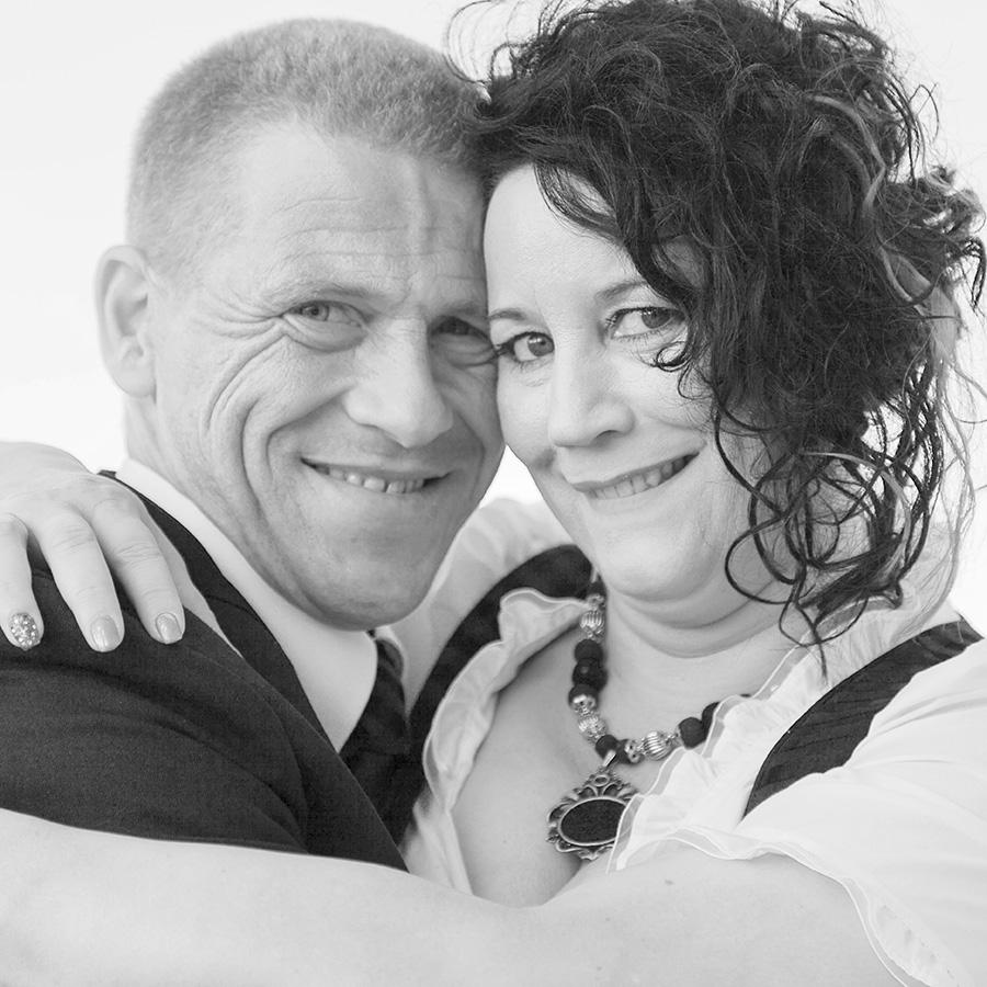Hochzeitsfoto Stefan & Daniela Rank