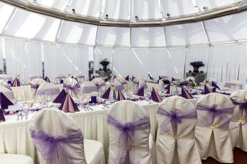 Die Hochzeitstafel
