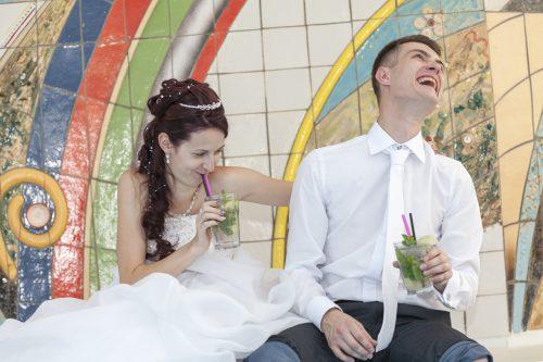 Heiraten macht Spass