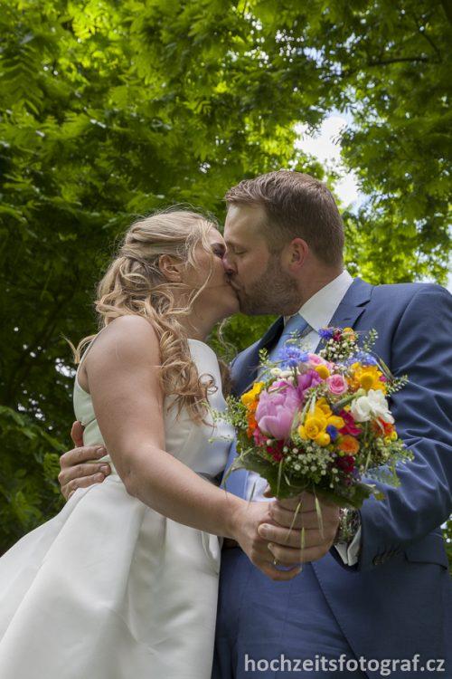Larysa & Stefan Hochzeit Standesamt Eimsbüttel