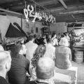 Hochzeitsgesellschaft in der Alten Schmiede in Lutterbek